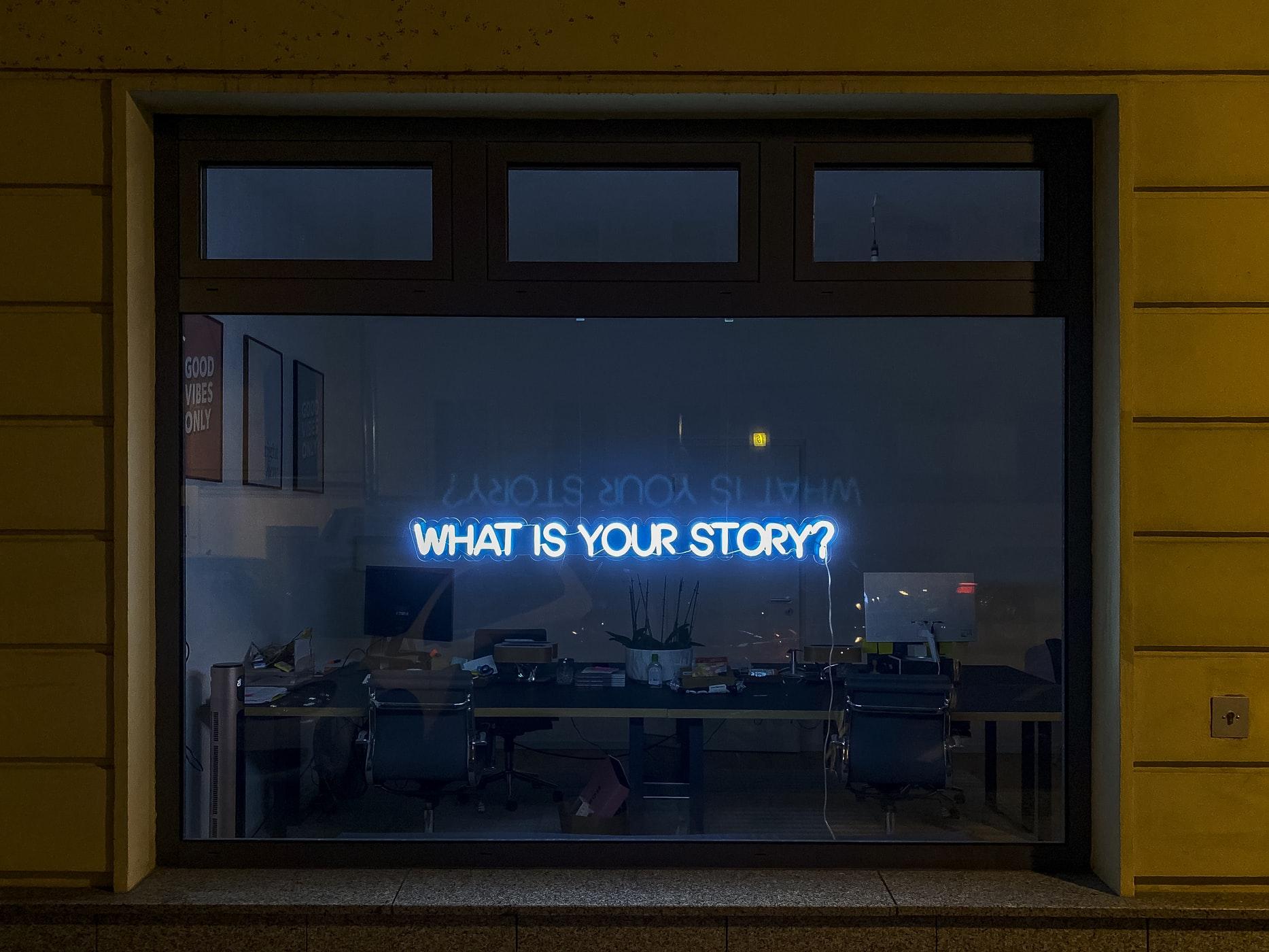 créer votre storytelling