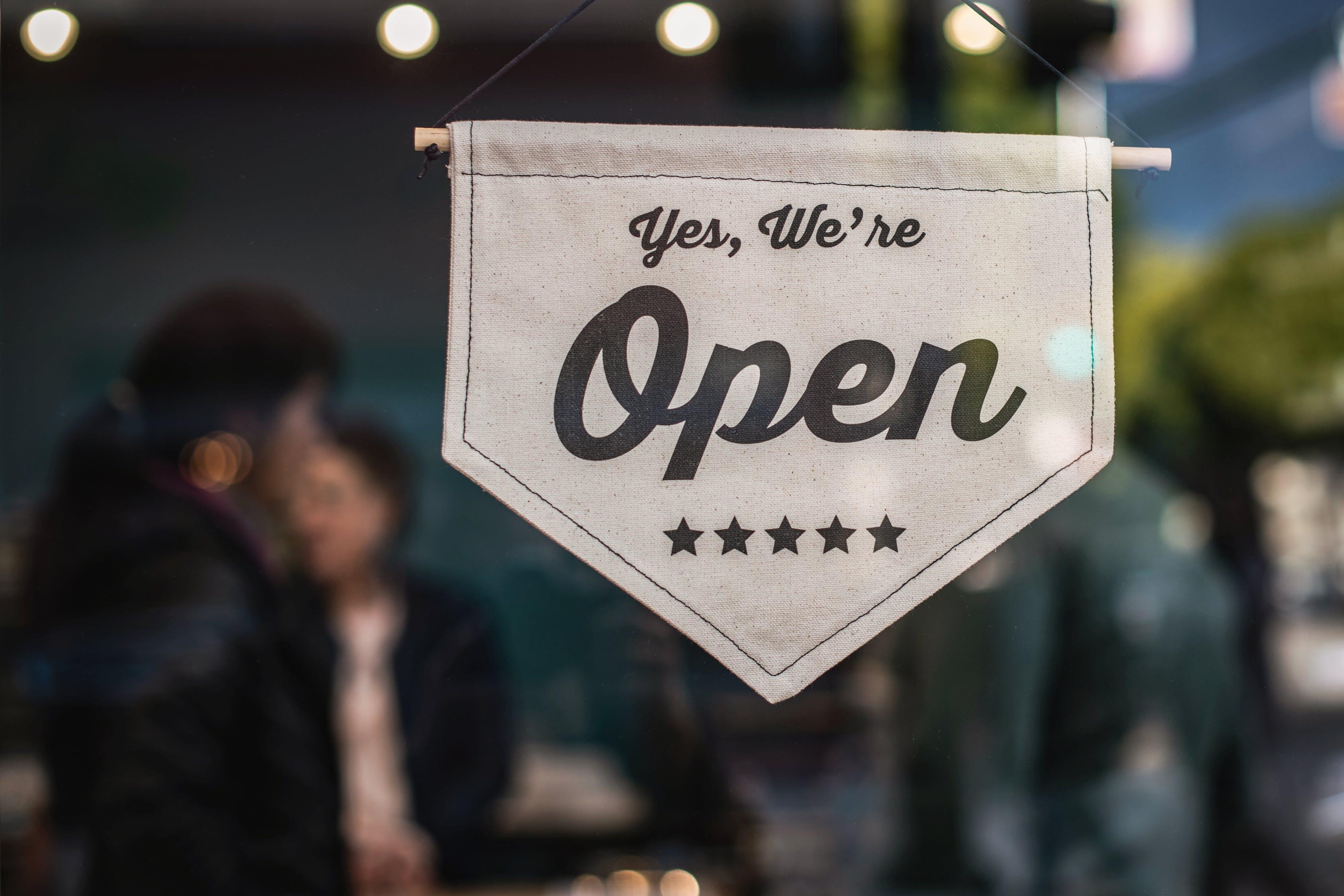 ouverture des commerces