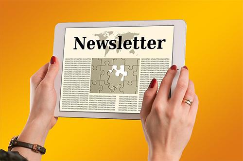 comment être sûr qu'une newsletter arrive dans la messagerie